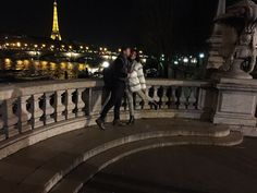 Paris love paris couple couple in Paris Helena Margarita Iuliu Barar