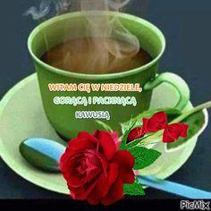 Good Morning, Mugs, Tableware, Humor, Colors, Buen Dia, Dinnerware, Bonjour, Tumblers