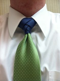 The coolest knot in the world. Want to impress and turn heads? This is the way to do it.