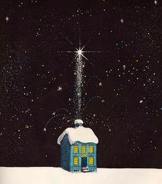 Navidad en el ambiente y en los corazones... Navidad en la poesía ( María Cristina Ramos )