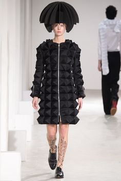 ABRIGOS Junya Watanabe Fall 2015 Ready-to-Wear - Collection - Gallery - Style.com