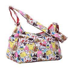 Ju-Ju-Be HoboBe in Hello Sanrio: € 107.95 / £ 90.00. Mum bag