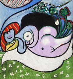 Pablo Picasso, La sognatrice, 1932