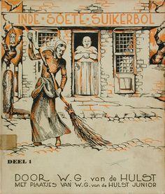 Inde Soete Suikerbol - W.G. van de Hulst