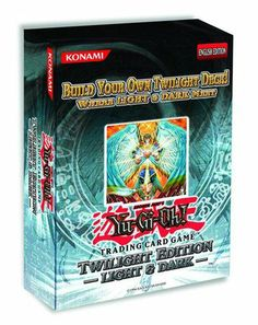 Yu-Gi-Oh! 5D's Twilight Edition Light & Dark Deck Pack (Includes Ultra Rare Promo of HONEST!)