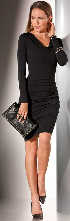 Slim & Shape chic dress Style: 570087343   ohhh...to be young and slim again !
