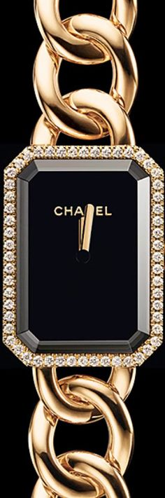 Enter the world of CHANEL and discover the latest in Fashion & Accessories, Eyewear, Fragrance & Beauty, Fine Jewelry & Watches. Chanel Fashion, Gold Fashion, Coco Chanel, Chanel Watch, The Bling Ring, Fashion Accessories, Jewelry Accessories, Chanel Jewelry, Jewlery