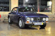 Alfa Romeo 2000 GT Veloce Bertone Coupé