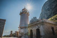 Capo Zafferano Lighthouse #lighthouse #Nikon #photography #promontory #Sun #Tamron