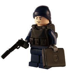 Specialist - Custom Lego Army Figure