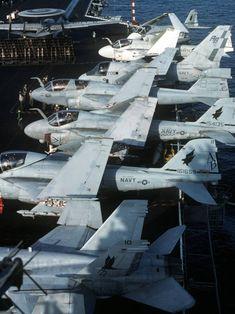 cvw-1 USS América CV-66
