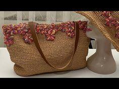 Crochet Clutch Bags, Bag Making, Bucket Bag, Knit Crochet, Diy And Crafts, Reusable Tote Bags, Hobbit, Handbags, Sombreros