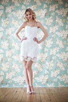 Bonitos vestidos de novia | Coleccion Anais Anette 2014