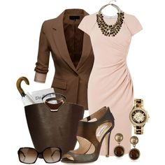 """Work to Play"" by mslewis6 on Polyvore"