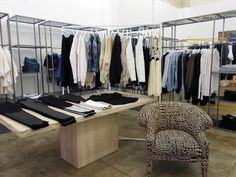 NEED to check this place out!  OAK NYC's Minimalist and Monochrome Mecca Opens in DTLA
