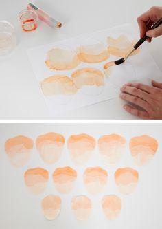 Copic Designer DIY: Paper Flowers