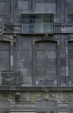 fouquet's barrière hotel maison by edouard francois