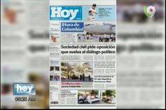 Portada De Los Principales Periódicos de Hoy 26 de Septiembre Del 2016