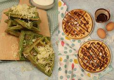 Egy finom Gofri édesen és sósan (spenótos és kókuszos) ebédre vagy vacsorára? Gofri édesen és sósan (spenótos és kókuszos) Receptek a Mindmegette.hu Recept gyűjteményében! Breakfast, Recipes, Food, Waffles, Morning Coffee, Recipies, Essen, Meals, Ripped Recipes