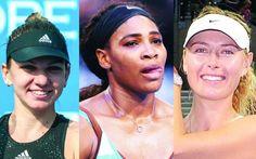 """ANALIZĂ Cum va arăta 2015 în tenis? Simona #Halep şi Maria #Şarapova o """"vânează"""" pe #SerenaWilliams"""