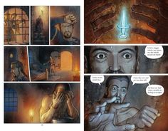 """A graphic novel version of Shakespeare's """"Macbeth"""" brings the story to life for young readers."""