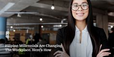Millennials are overtaking the workforce with a different work culture. They are changing the workplace, and it's time to accept these changes.
