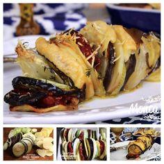 Ratatouille de legumes ao forno Não tem desculpa para correr para cozinha e preparar a sua, você só vai precisar dos legumes da sua geladeira. Pode ser, batata, batata doce, cenoura, mandioquinha, berinjela, abobrinha, pimentão, abóbora, tomate, cebola … vale aquele que mais lhe agradar. DI VI NA! http://www.montaencanta.com.br/acompanhamentos/ratatouille-de-legumes/