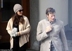 Pictured: Pippa Middleton takes romantic stroll with boyfriend Nico Jackson in St Moritz   Mail Online