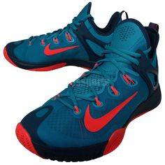 Nike Zoom HyperRev 2015 Blue Lagoon Bright Crimson | Sole Collector
