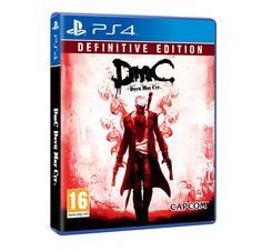 'DmC Devil May Cry: Definitive Edition