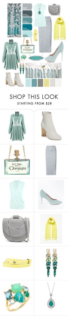 """""""Winter palette"""" by sarahcanavan ❤ liked on Polyvore featuring Salvatore Ferragamo, Victoria Beckham, New Look, Theory, John Lewis, Reed Krakoff, Jardin, Ippolita, Blue Nile and Anne Sisteron"""