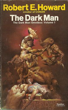 Uncle Doug's Bunker of Vintage Horror Paperbacks: The Moon of Skulls by Robert E. howard