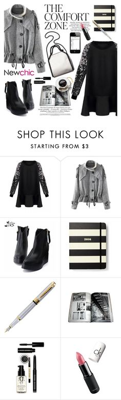 """""""Newchic/Lovenewchic"""" by helenevlacho ❤ liked on Polyvore featuring Kate Spade, Fountain, STELLA McCARTNEY, Bobbi Brown Cosmetics, women's clothing, women, female, woman, misses and juniors"""
