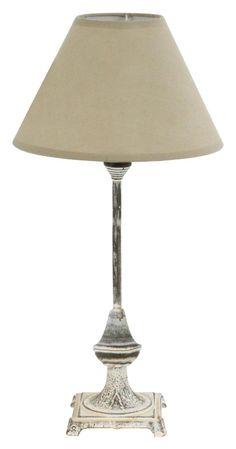 O elegantă veioză vintage, potrivită pentru a lumina discret un living sau holul de la intrare.