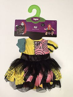 Infant u0027Sallyu0027 costume Nightmare Before Christmas FREE ... & Sally Prestige - The Nightmare Before Christmas Infant Costume ...