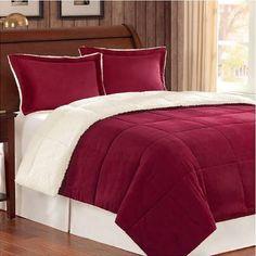 maroon queen comforter - Google Search