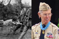 Desmond Doss Medal of Honor - Hacksaw Ridge Military Photos, Military Men, Military History, Medal Of Honor Winners, Medal Of Honor Recipients, Desmond T Doss, Hacksaw Ridge, Conscientious Objector, Afghanistan War