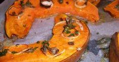 Классный рецепт - Тыква в духовке по-итальянски! Тыква- золотая,как осень...Чудесный ужин.