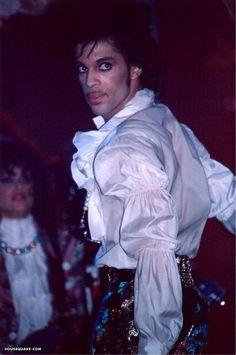 Prince - Purple Rain Tour 1984