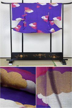 W-Ha #376 / Women Kimono Jacket