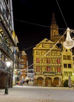 Noël à #Strasbourg  © Philippe de Rexel