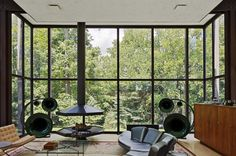 Wiley House - Philip Johnson (1952-53) - Addition - Roger Ferris + Partners