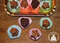 Cioccolatini golosi Egg Recipes, Snack, Chocolate Desserts, Fudge, Italian Recipes, Latte, Eggs, Favorite Recipes, Dishes