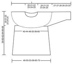 """Strikket DROPS bluse i """"Muskat"""" med bladmønster, retstrik og rundt bærestykke, strikket ovenfra og ned. Str S – XXXL. Gratis opskrifter fra DROPS Design."""