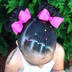 Image may contain: one or more people, flower, plant, outdoor and nature Kids Hairstyles For Wedding, Lil Girl Hairstyles, Baddie Hairstyles, Princess Hairstyles, Girl Hair Dos, Crazy Hair Days, Braids For Kids, Toddler Hair, Curly Hair Styles