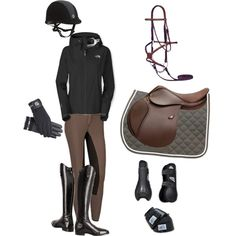 """Winter Schooling"" by raindropssonroses on Polyvore"