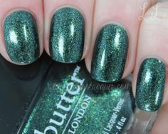 NEW! Butter London in JACK THE LAD Nail Vernis Polish ~ 3-free polish