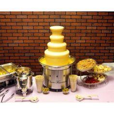 Cheese Fountain!!