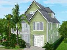Puckerman house unfurnished by dorienski - Sims 3 Downloads CC Caboodle