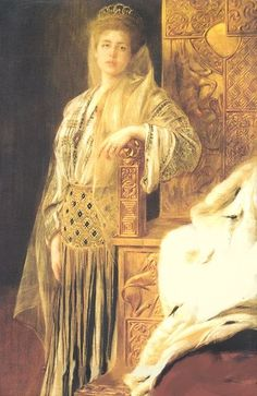 Queen Marie of Romania - I fell in love with this portrait today: the look, the dress, the jewels. Queen Victoria Children, Archibald Knox, Norwegian Wood, Queen Mary, World's Fair, Arts And Crafts Movement, King George, British Royals, I Fall In Love